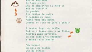 Pedro Abrunhosa - 'Se houver um Anjo da Guarda'. Álbum 'Longe' - Vídeo Letra | Video lyrics