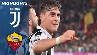 Juventus 1-0 Roma Highlights   Giornata 18    Serie A TIM 2017/18