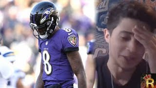 The Lamar Jackson Rant! || The Undrafted Analysts Podcast HIGHLIGHTS