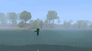 MINECRAFT ZOMBIE WALK [1080p]