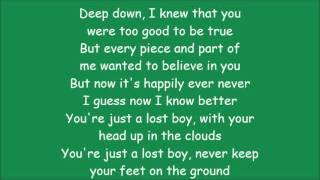 Kelsea Ballerini ~ Peter Pan (Lyrics)