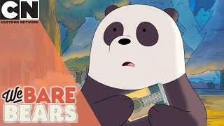 We Bare Bears | Sooner Or Later | Cartoon Network