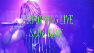 Sada Baby performs live @Stoners Eve Concert (Hosted by Rj Lamont)