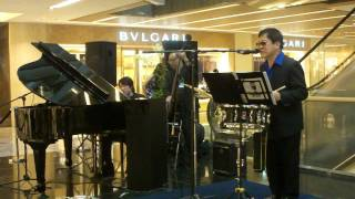 'S Wonderful (George Gershwin) by Louis Soliano @ Paragon (20 Oct 11) (HD)