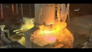 Une capsule lancée pour ravitailler la Station spatiale ISS