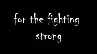 Gloriana-Soldier Song Lyrics