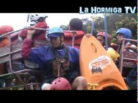 Yacu Raymi la batalla final Río Negro Tungurahua