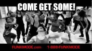 The Beast - Tech N9ne - FUNKMODE Adult Hip Hop Dance Class -  June 2011