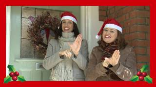 Singing Hands: We Wish You a Merry Christmas - Makaton Sign Language
