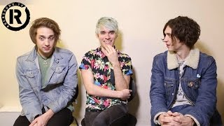 The Moments That Made Waterparks Interview - Part 2