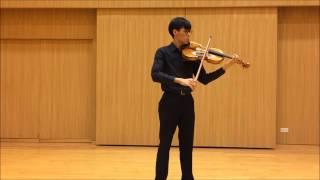 Bach Cello Suite No. 1 in G major - Sarabande