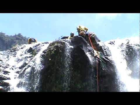 canyoning with Guanguiltagua in Ecuador 5