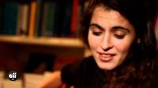 """OFF SESSION - Silvia Perez Cruz """"Não Sei"""""""