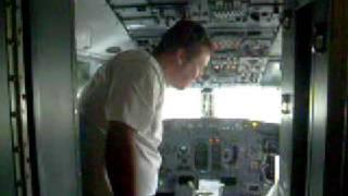 Cabine Avião