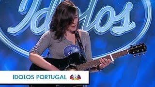 ALEXANDRA BARBOSA - CASTING 03 - IDOLOS