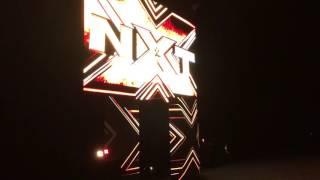 Bobby Roode Entrance at NXT Phoenix - May 4, 2017