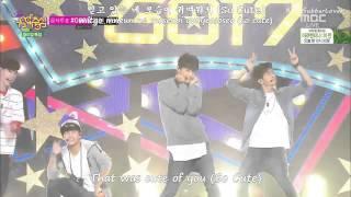GOT7 - A LIVE [Eng Sub+Romanization+Hangul] HD