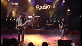 Insanity Wave - Sleep Walking - Los Conciertos de Radio 3, Live (2000)