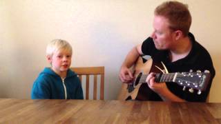 Little Things - One Direction cover Hampus from Sweden