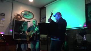 """J.R. Ward and Todd Gann """"Right where I need to be"""" cover"""