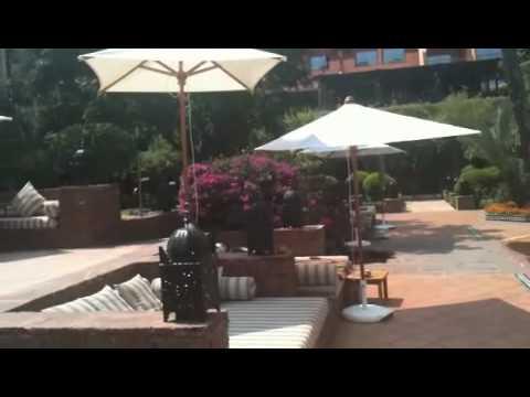 Sofitel Hotel Marrakech, Morocco