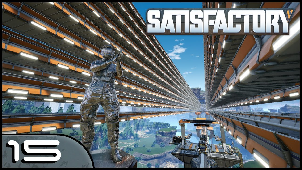 Two Piggles - Good Job Piggy! - Satisfactory [Early Access] - Ep15