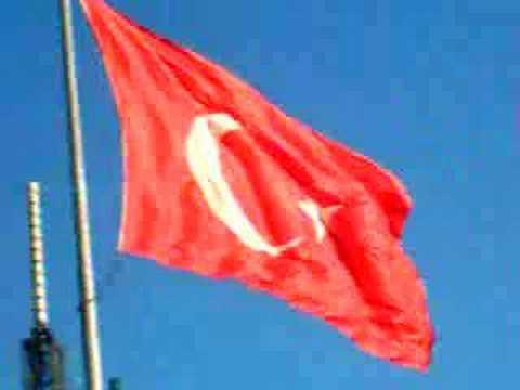 """türk bayrağı """"büyük çamlıca"""""""