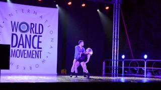 WDM 2013 Passo a due - Adriana Recchia e Gianni Goffredo