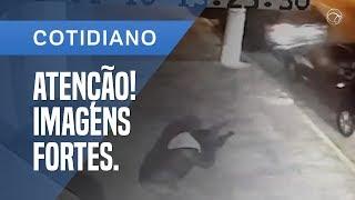 CENAS FORTES! INTEGRANTE DO PCC É MORTO COM 70 TIROS DE FUZIL
