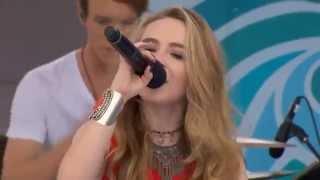 Sabrina Carpenter - We'll be the Stars (Live at YTV Summer Beach Bash II)