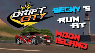 "Drift City - Moon Island 1""22.552 / 스키드러쉬 문아일랜드 sKIDRUSH"
