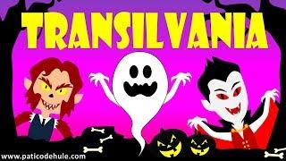 Canción de Halloween para niños - Transilvania - Canción Infantil