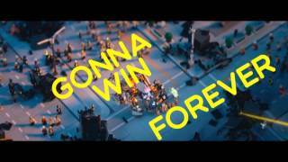 The Lego Movie - Everything is awesome! - Official Clip - Sing along