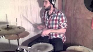 Broken Social Scene - Fire Eye'd Boy (Drum Cover)