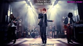 [ENG ROM HAN] Kim Sunggyu (김성규) of INFINITE (인피니트) - 60 Seconds (60초) (Band ver.)