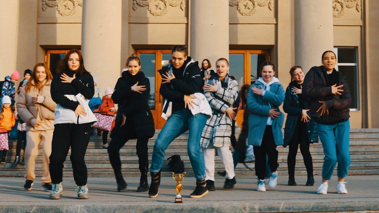 В Самаре на конкурсе танцев. Апрель, 2021