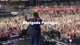 MATIAS DAMÁSIO LEVA PORTUGAL AO RUBRO