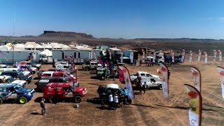 Watch: Africa's only all-female rally