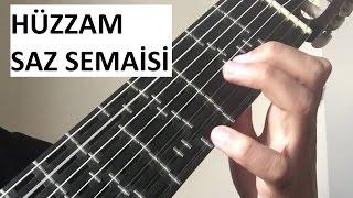 Hüzzam Saz Semaisi - Microtonal Guitar - Refik Fersan