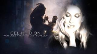 Céline Dion - How Does A Moment Last Forever (Audio)