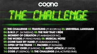 11. coone ft. ruthless - pacmen