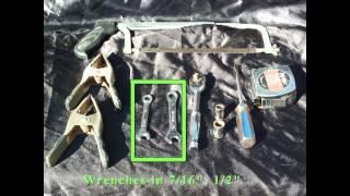 Vulcher 2 The Safety Mulcher installation video TOOLS needed