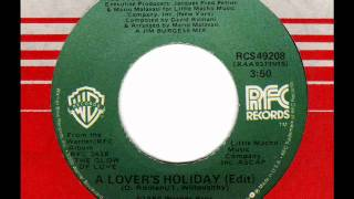 CHANGE  A Lover's Holiday  80s Soul