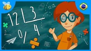 Aprenda a Divisão | Vídeos Educativos para Crianças