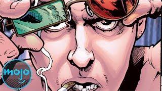 Top 10 Sci-Fi Comics of All Time width=