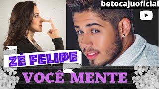 Você Mente - Zé Felipe (Filho do cantor Leonardo)