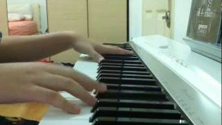 Running away By Greyson Piano cover