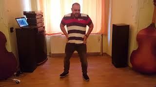 Lakatos László tánc oktatás kezdőknek(HOTMEN DANCE)