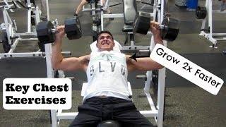 Build An Impressive Chest   Key Chest Exercises
