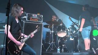 Our God is an Awesome God (metal version) The Forerunner 1-14-2011 Las Vegas